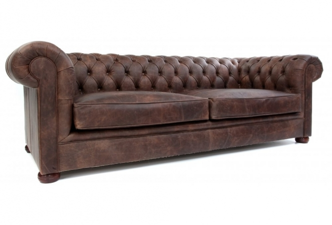Alfie 4 Seat Chesterfield