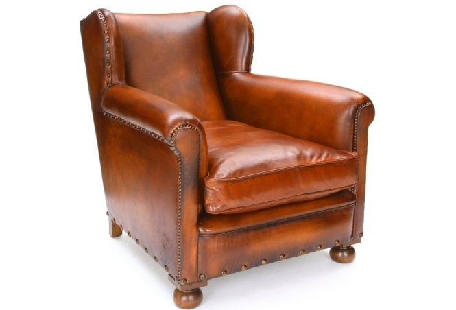 Bookworm Wing Chair