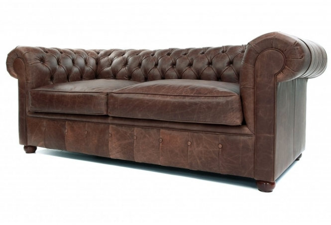 Chester 3 Seat Chesterfield Sofa Bed