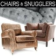 Chair and Snuggler Offers