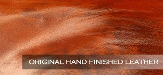 Original Hand Finshed Leather