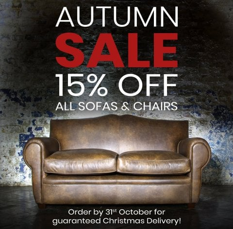 Autumn SALE 15% OFF