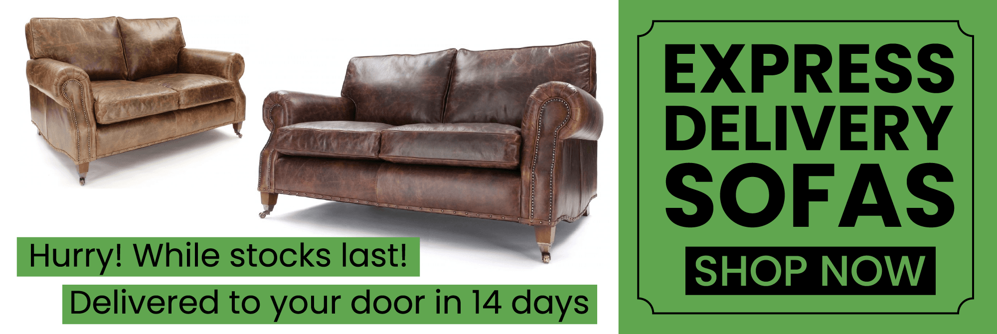 Express Delivery Sofas