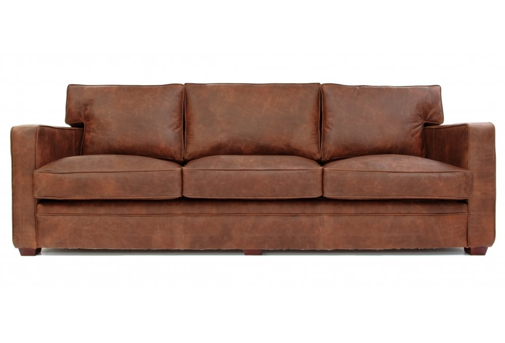 whitechapel extra large vintage leather sofa bed from old boot sofas. Black Bedroom Furniture Sets. Home Design Ideas