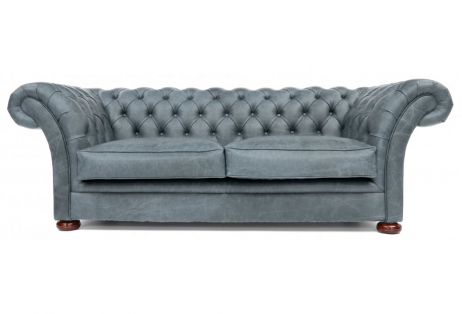 The Scholar 3 Seat Chesterfield Sofa Bed