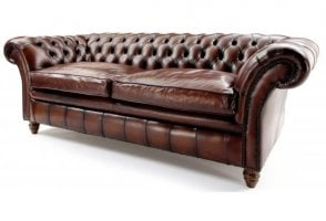 The Graduate 3 Seat Chesterfield