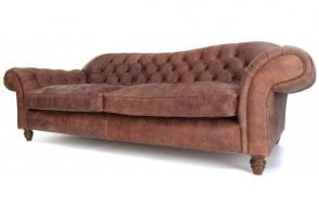 St George Large 4 Seat Chesterfield