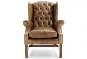 Spectator Wing Chair