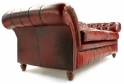 The Graduate Large 4 Seat Chesterfield Sofa Bed