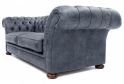 The Scholar 4 Seat Chesterfield