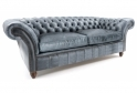 The Graduate Large 4 Seat Chesterfield