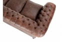 Historian 3 Seat Chesterfield Sofa Bed