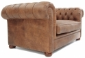 Alfie Chesterfield Arm Chair