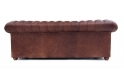 Chester 2.5 Seat Chesterfield Sofa Bed