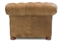 Scholar 3 Seat Chesterfield Sofa Bed
