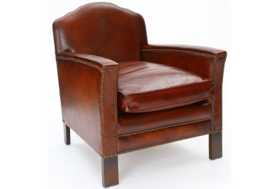 Eccentric Club Chair
