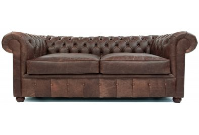 2 seater chesterfields leather chesterfield sofas old for Sofa 45 grad