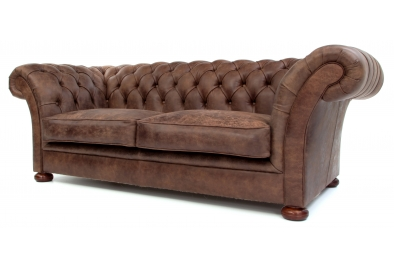 The Scholar 3 Seat Chesterfield