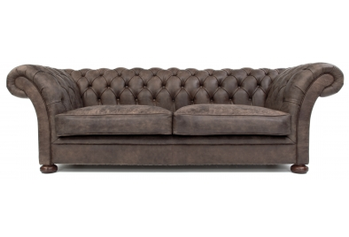 The Scholar 4 Seat Chesterfield Sofa Bed