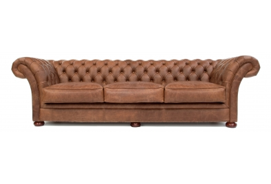 The Scholar Extra Large Chesterfield Sofa Bed