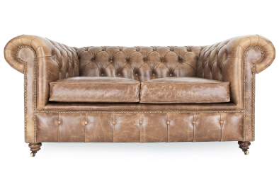 Historian Small 2 Seat Chesterfield