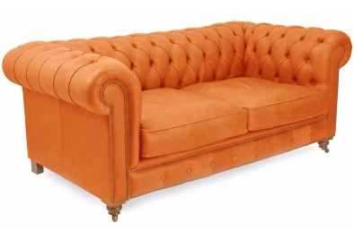 The Judge 2 Seat Chesterfield
