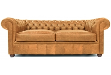 Chester Large 2 Seat Chesterfield
