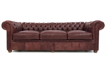 Chester Large 4 Seat Chesterfield Sofa Bed