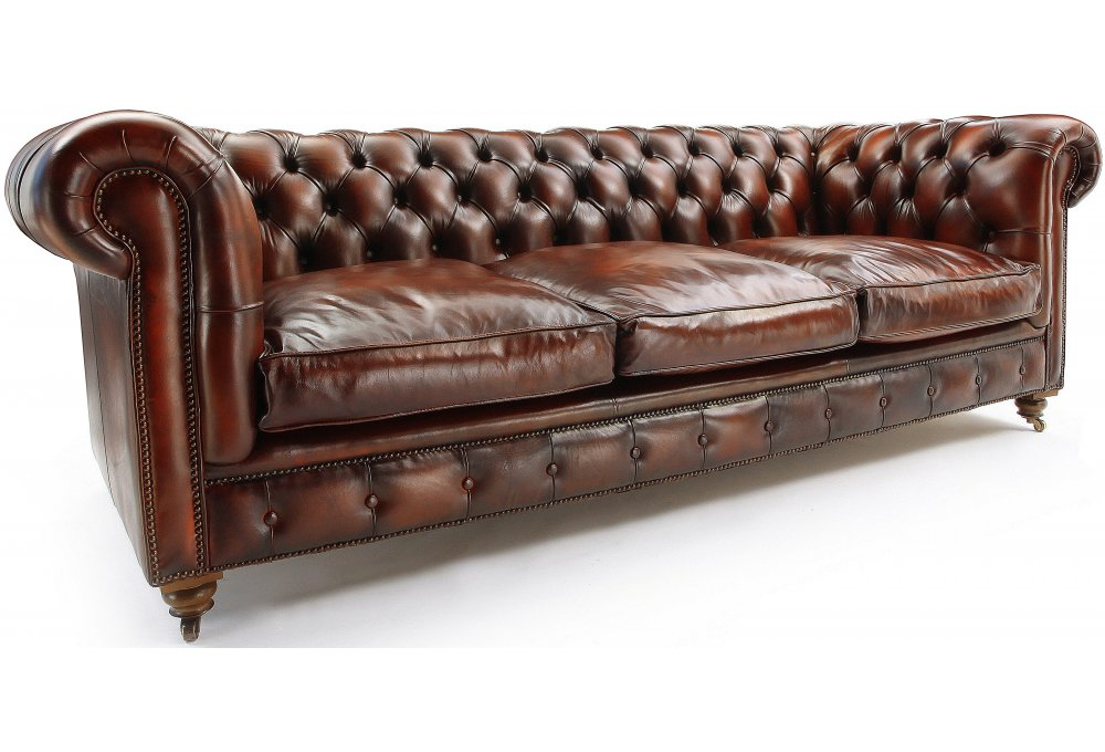 the judge original leather chesterfield extra large sofa from old boot. Black Bedroom Furniture Sets. Home Design Ideas