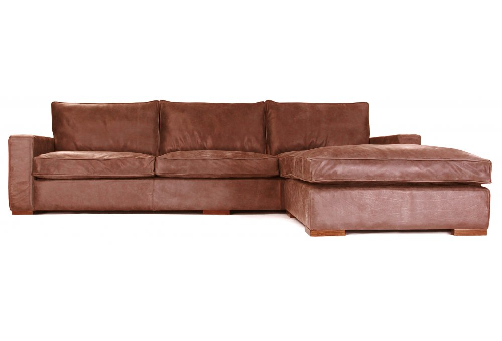 Battersea Grande Corner Sofa From Old Boot Sofas. Leather ...