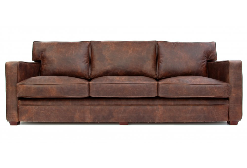 whitechapel extra large vintage leather sofa from old boot sofas. Black Bedroom Furniture Sets. Home Design Ideas