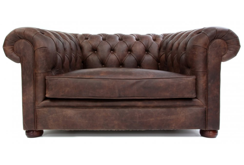 Vintage Tan Leather Chesterfield Sofa Catosfera Net
