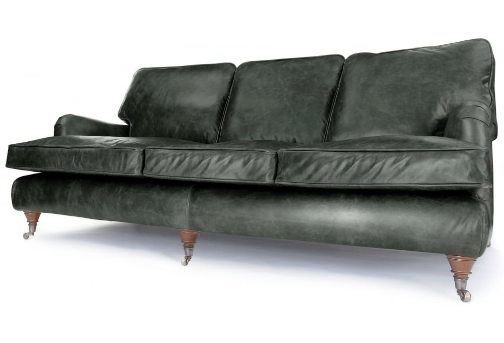 howard sofa vintage extra large leather sofa from old boot sofas. Black Bedroom Furniture Sets. Home Design Ideas