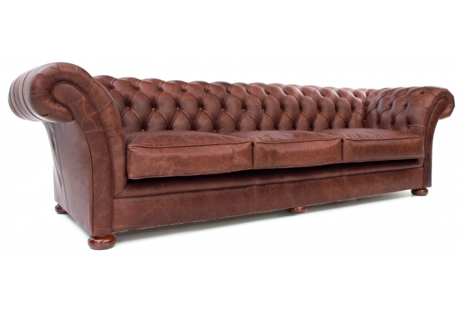 Scholar Extra Large Chesterfield Sofa Bed