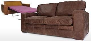 Leather Sofa Beds Page 7 of 7