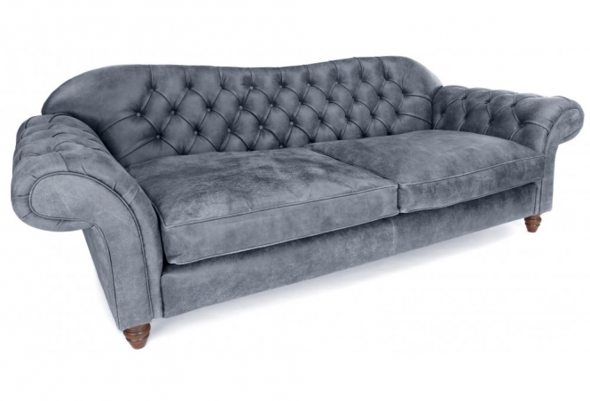 St George 3 Seat Chesterfield