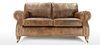 Hepburn Leather Sofas