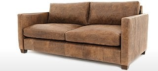 Hutch Leather Sofas