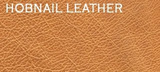Hobnail Leather Sofas