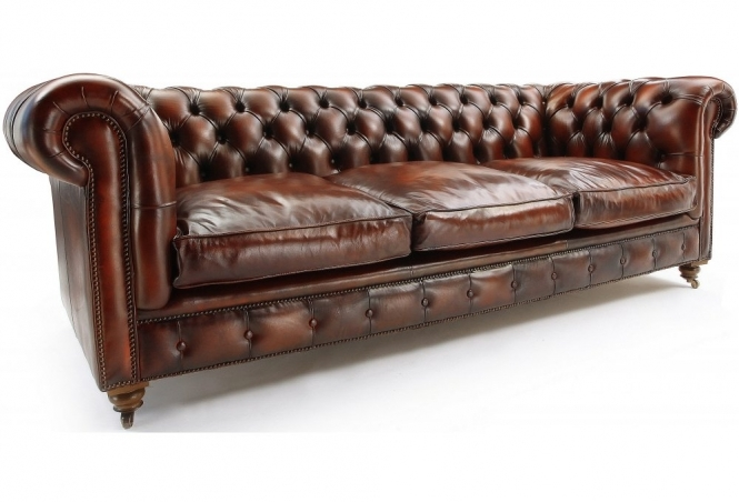 The Judge Extra Large Chesterfield
