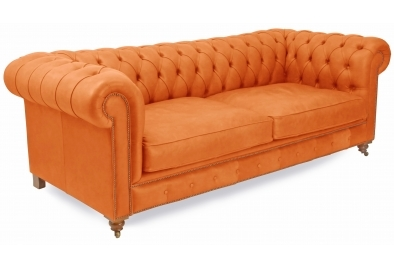 The Judge Large 4 Seat Chesterfield