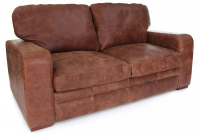 Rustic Leather Sofas Quality Old Boot